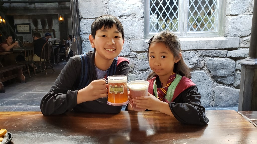Butterbeer Cheers