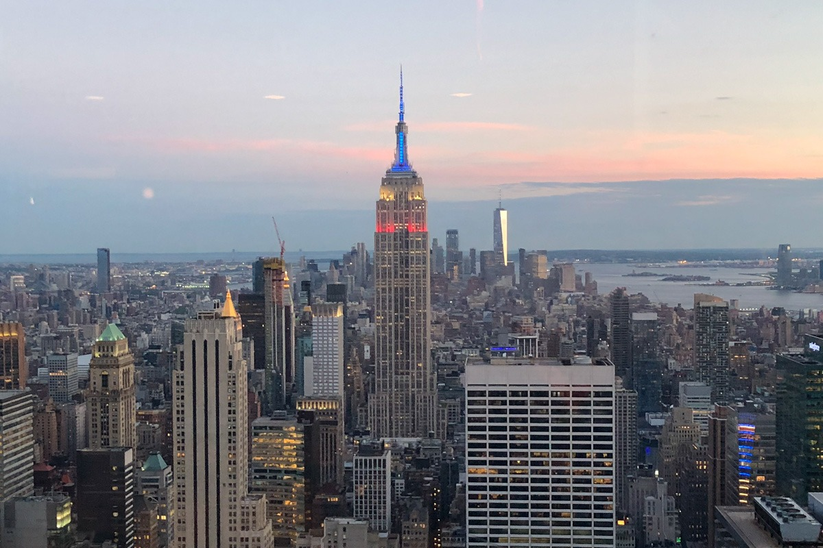 Empire-state-buildling-Red-White-Blue