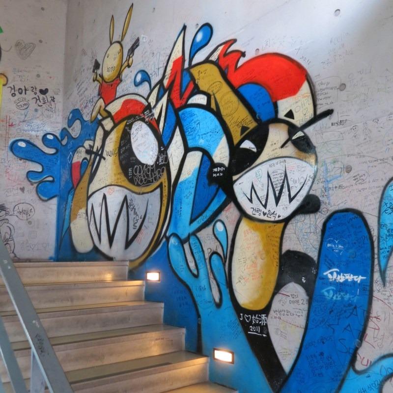 Samziegil Street Art