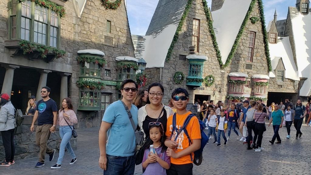 The Wizarding World of Harry Potter, Universal Studios California
