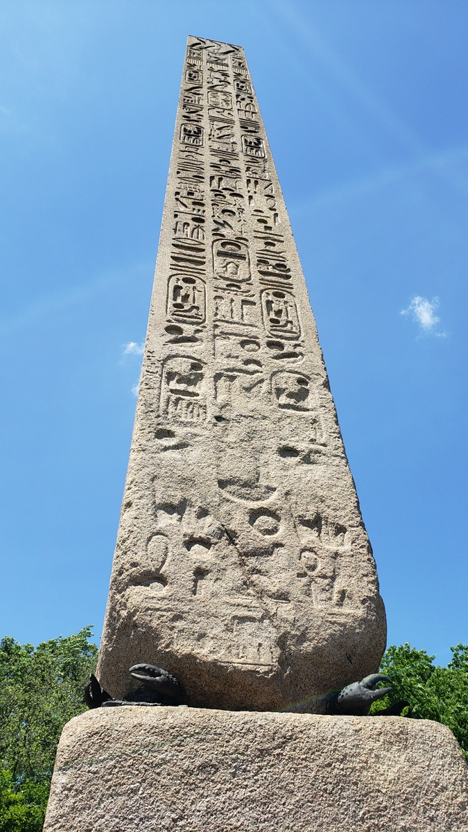 Cleopatra's Needle Central Park NYC