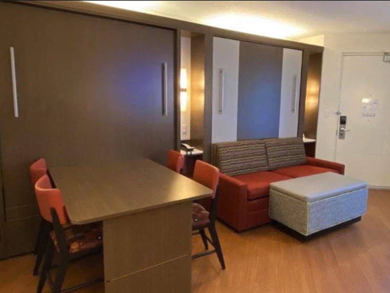 Family Suite Room at Refurbished All-Star Music Resort