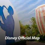 Disney's All-Star Music Resort Map