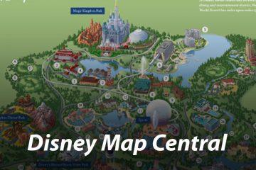 Disney-Map-Central