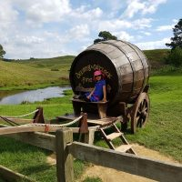 Family Travel Hobbiton New Zealand