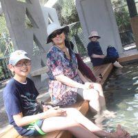 Family Travel Rotorua New Zealand