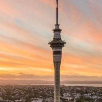 Sky Tower Auckland Family Travel